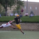 Gustavus Adolphus's All Conference First Team Football Athlete